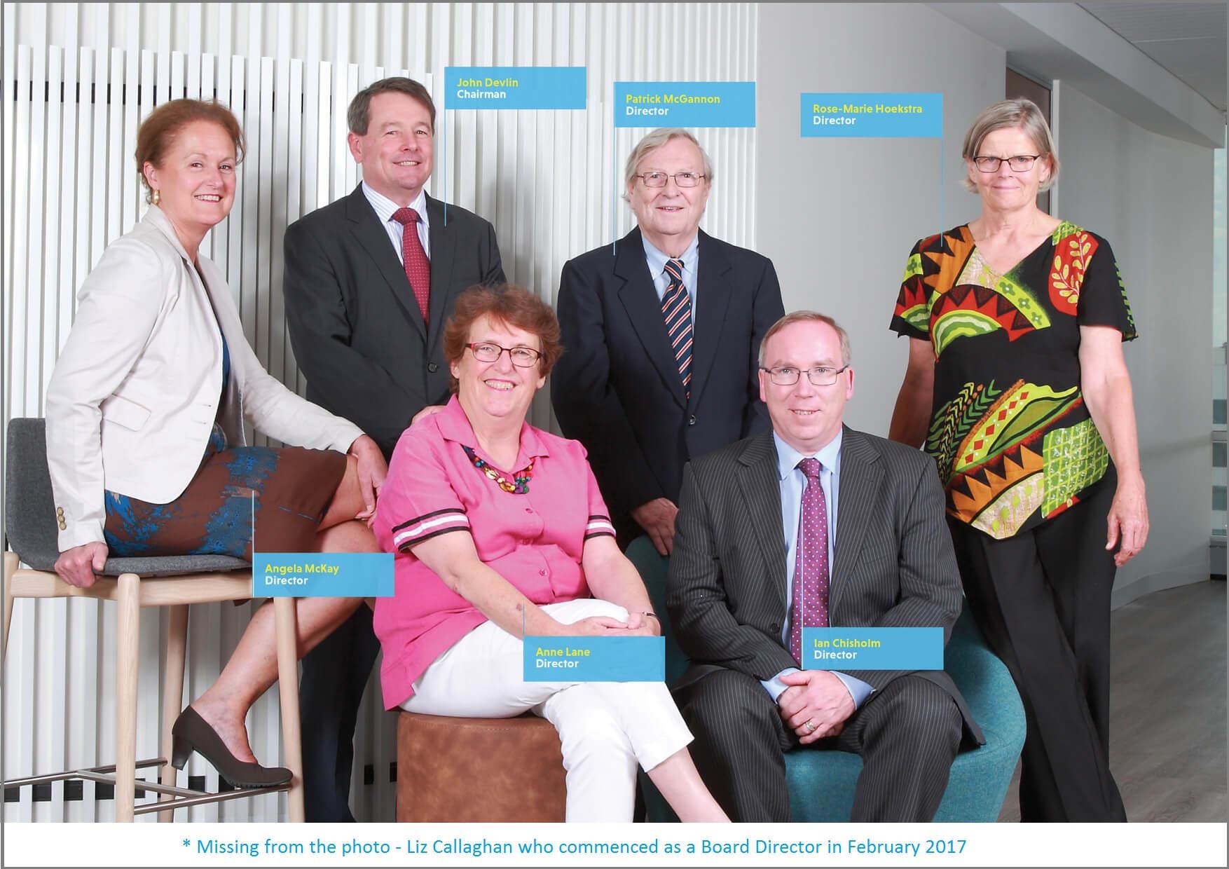 SCC Board of Directors