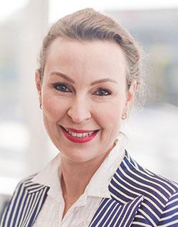 CEO - Helen Emmerson