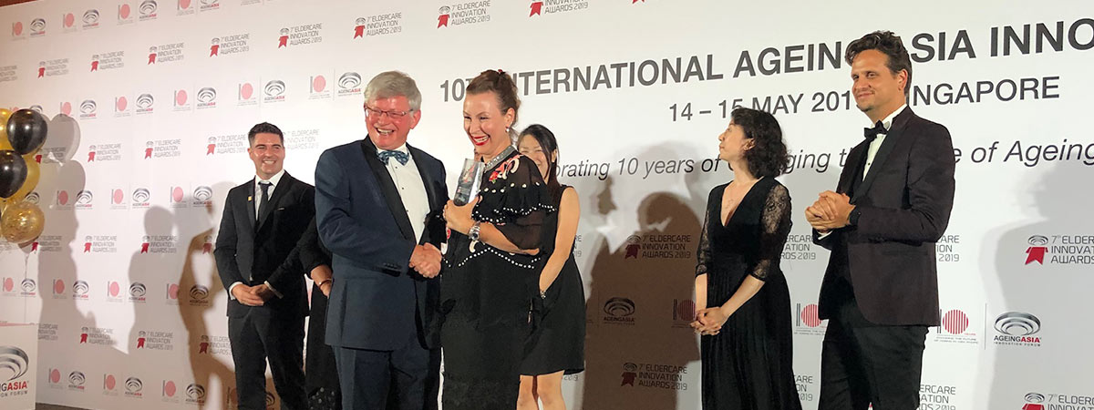 Asia Pacific Eldercare Innovation Award