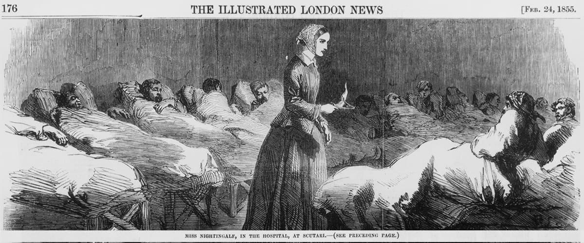 Florence Nightingale Image